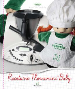 RecetarioThermomix ® Baby