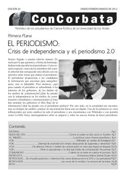3200 - Ciencia Política - Universidad de los Andes