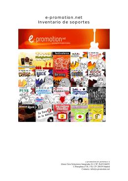 portales web - e