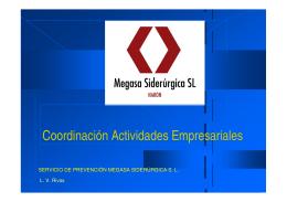 (Microsoft PowerPoint - 02Coordinaci\363n Actividades