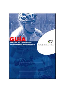 Guía de Mountain Bike