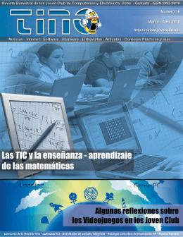 Revista Tino Número 16 - Joven Club de Computación y Electrónica