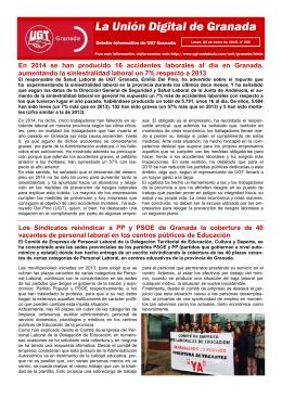 La Unión Digital de Granada