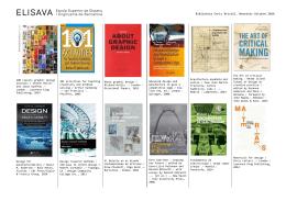 Biblioteca - Novedades Octubre 2014 (PDF 403.06 KB)