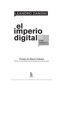 El Imperio Digital - Facultad de Periodismo y Comunicación Social