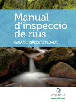 Manual d`inspecció de rius