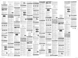 Pedómetro Slimfit 3D Modelo: PE208 Manual de usuario