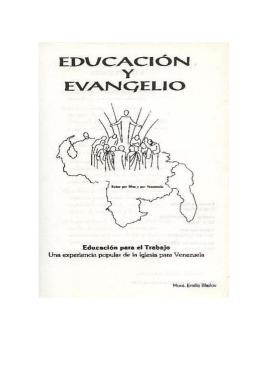 Educación y Evangelio