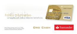 Oro Cash - Supernet