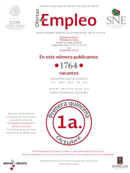 Ofertas Empleo - Portal del Empleo
