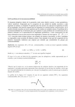 32 2.4 El problema de la inconmensurabilidad El programa