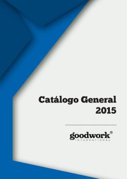 Catálogo General 2015
