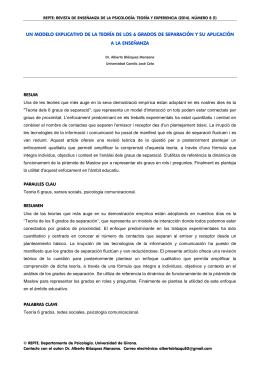 repte: revista de enseñanza de la psicología: teoría y