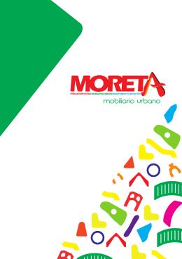 Mobiliario urbano - Moreta-Mobiliario Urbano y Parques Infantiles