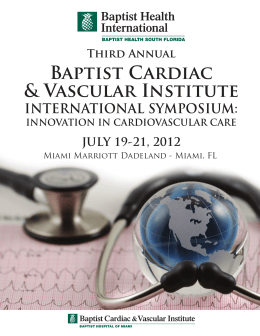 Baptist Cardiac & Vascular Institute