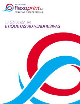 ETIQUETAS AUTOADHESIVAS