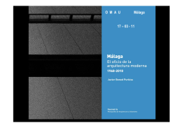 O  M  A  U     Málaga 17 – 03