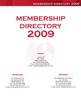 (52-33) 3634-6606 Fax: (52-33) 3634-7374 E-mail: s