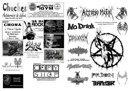 Descargar Arraigo Metal Zine(5-no drink)