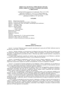 OrdenanzaRuidosYVibraciones ( pdf , 700,70 Kb )