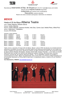 Albena Teatre