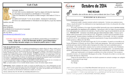 Octubre de 2014 - MA Lynch Elementary School | MA Lynch