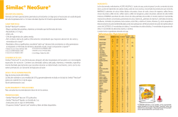 Similac NeoSure - Nutri-O