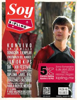 KIPLING.MX FEBRERO / MARZO 2014 KIPLING.MX