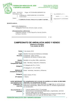 Adjunto CIRCULAR CAMPEONATO DE ANDALUCIA DE KENDO E