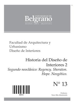 3511 - historia regency