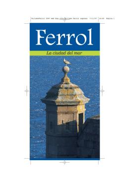 Miniguía de Turismo - Semana Santa de Ferrol
