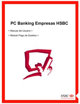 PC Banking Empresas HSBC