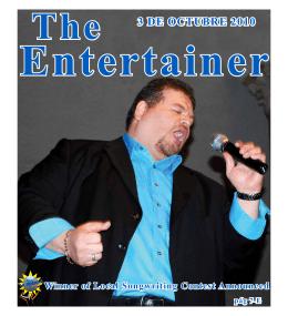 The 3 DE OCTUBRE 2010 - La Prensa De San Antonio