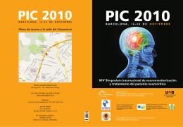 PIC 2010-definitivo.indd - Sociedad de Anestesiología de Chile