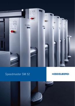 Speedmaster SM 52