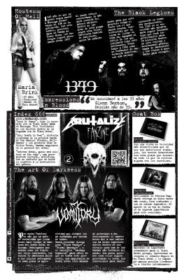 BrutalizE fanzine #2