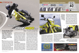 DRZ 400SM / Edición 65