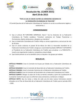 resolucion c2004-2015
