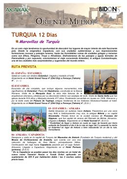 Turquia. Maravillas. P53
