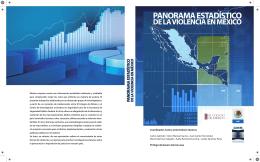 panorama estadístico - Centro de Estudios Internacionales (CEI)