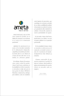Descargar Catálogo AMETA