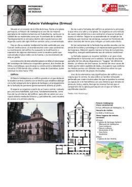 Palacio Valdespina (Casa consistorial)