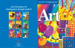Scott Foresman Art Kindergarten through Grade 8