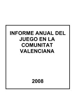 Memoria 2008 - Conselleria de Hacienda y Modelo Económico