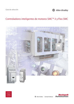 150-SG009F-ES-P, Controladores inteligentes de motores SMC