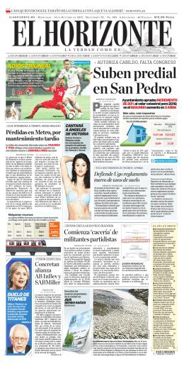 Descargar PDF - El Horizonte