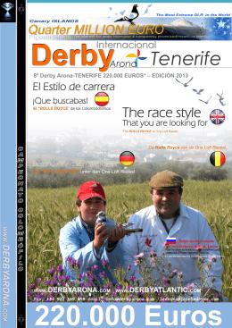 220.000 Euros - Derby Arona