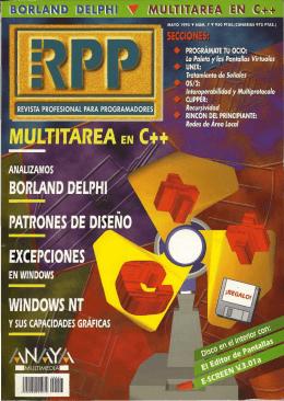 Interoperabilidad de redes y multiprotocolo en OS/2 Warp 3.0 (pdf