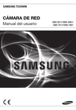 CÁMARA DE RED