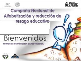 Diapositiva 1 - INEA Delegación Nuevo León